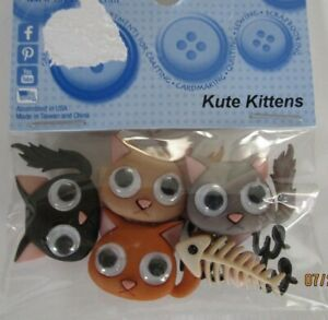 BUTTONS..ANIMALS.. 11 TO CHOOSE FROM