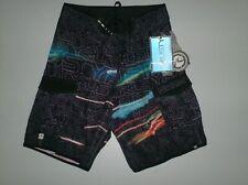 surftrunks shorts rusty 30 black time lapse - new surf trunks board shorts