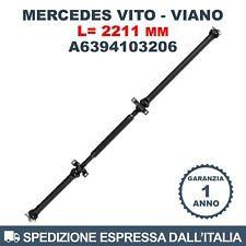ALBERO DI TRASMISSIONE CARDANO PER MERCEDES BENZ VITO VIANO 2211 mm A6394103206
