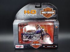 Moto 1:18 Harley-Davidson
