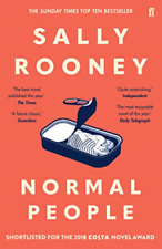 Sally Rooney-Normal People BOOK NEW