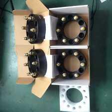 4X 1'' Wheel Spacer Adapters 5x4.5(5x114.3) 12X1.25 Studs Nissan Infiniti+ Used