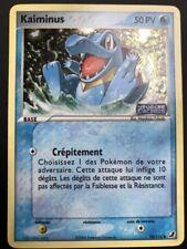 Carte Pokemon KAIMINUS 78/115 Reverse Ex Forces Cachées Bloc EX FR Proche NEUF