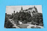 Alte AK SIGMARINGEN / Donau, Schloss mit Anlagen - ungelaufen (23)
