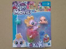 MY LITTLE PONY The Movie SEA PONY Figures Hasbro Play Set Pony Toys octopus