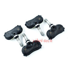 4× Fit for Honda CRZ Odyssey Element Civic Tire Pressure Monitor Sensor TPMS