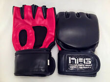 Havoc 4oz Large UK Quality Quantum Edtn MMA Gloves UKMMA Pro Competition Range