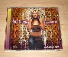 Britney Spears-Oops!... I Did It Again-album 13 Tracks-Stronger-Lucky...