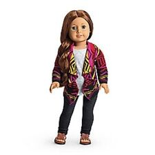American Girl Saige Sweater Set Outfit New NIB Saige's Retired Doll