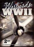 Warbirds of WW II Vol. 2 (DVD, 2008, 2-Disc Set) Free Shipping SEALED