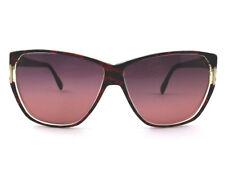 sole da sole  Silhouette vintage donna  M 1232/20  rosso/nero/trasparente/C2012
