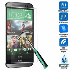 Premium TEMPERED GLASS SCREEN PROTECTOR ANTI SCRATCH FILM For HTC Mobile UK sell