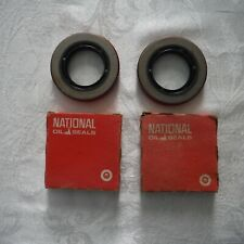 Federal Mogul/National Oil Seals 8695S Wheel Seal Dodge Chrysler 1968-1977 (two)