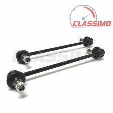 Front Anti Roll Drop Link Bars for RENAULT CLIO Mk 3 - all models - 2005 to 2012