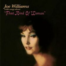 JOE WILLIAMS (VOCALS) - THAT KIND OF WOMAN/SENTIMENTAL & MELANCHOLY * USED - VER