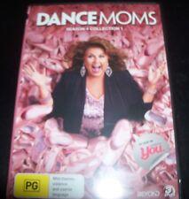 Dance Moms Season 4 Collection 1 (Australia Region 4) DVD – New (Not Sealed)