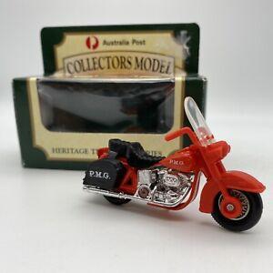Matchbox Collectors Model Harley-Davidson Motorcycle Heritage Transport Series