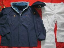 Soviet USSR Military Sea Uniform (Matroska).