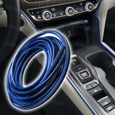 Blue 10M Car Interior Edge Gap Line Trim Molding Strip Auto Decor + FREE GIFT