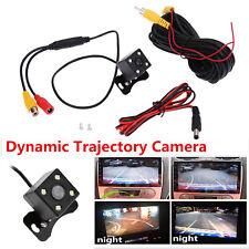 Car Reversing Trajectory Dynamic Tracks Rear View Vehicle Camera Night Vision