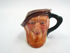 """Lancaster England Small Character Toby Jug Scottie, 2 1/2"""""""