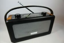 Old Vintage Style ROBERTS VINTAGE DAB,FM Portable  Radio Receiver