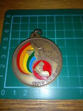 MEDAGLIA MEDAL 5 MARCIA DEGLI ALTIPIANI DI FOLGARIA 1988 KM 15