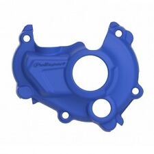 YAMAHA YZF 450  2014-2017 IGNITION COVER PROTECTOR GUARD BLUE