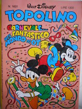 Topolino n°1631 [G.273] - BUONO –