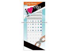 SALLY HANSEN I Heart Nail Art #610 GEM KIT Pearls+Gems+Rhinestones STICKERS New