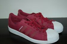 d2c7954c2 Awesome Maroon Dark Red Adidas Superstar Mens Shoes Size 12 - Barely Worn!