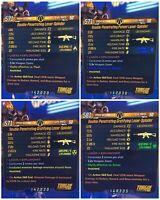 Borderlands 3 Legendary Bundle GOD TIER Laser-Sploder Anointed  4 Pack  XBOX