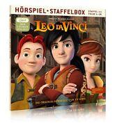 Leo da Vinci - Folge 1 - Das Original-Hörspiel zur TV-Serie CD NEU OVP