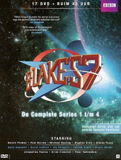 Blake's 7 - Complete Collection (incl. bonus DVD) [Import]