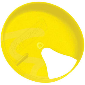 Nalgene Easy Sipper Cap for Wide Mouth Water Bottles - Yellow
