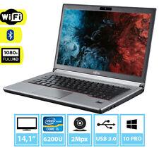 Fujitsu LifeBook e746 14 Zoll Full HD i3-6100U DVD Windows 10