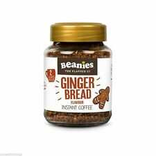 Beanies Instant Coffee Trio Pack - 3 x 50g Jars of 'Ginger Bread'