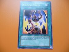 THUNDER CRASH IOC-043  YUGIOH
