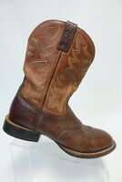 TWISTED X Round-Toe Brown Sz 11 D Men Leather Roper Cowboy Boots