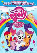 MY LITTLE PONY FRIENDSHIP IS MAGIC - Adventures Of The Cutie Mark Crusaders DVD