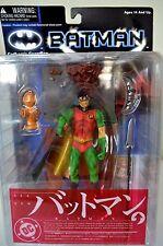 "New Yamato Batman Wave 1 Original Series Action Figure ""Robin"""