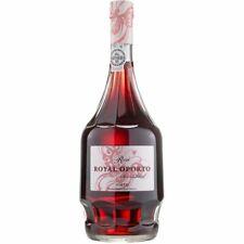 Royal Oporto Rose 19% Vol. Dessertwein aus Portugal 750ml 3er Pack