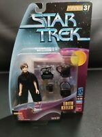 STAR TREK EDITH KEELER WARP FACTOR SERIES 3 PLAYMATES TOYS COLLECTOR'S EDITION