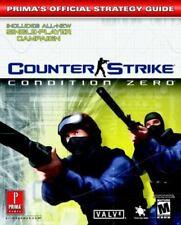 Counter Strike: Condition Zero (Prima's Official Strategy Guide)