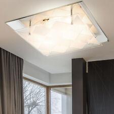 lampe LED plafond Luxe salle à manger miroir verre cuisine luminaire vérifier