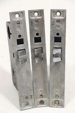 Lot of (3) Yale Mortise 8000 Series Stainless Steel RH Door Lock