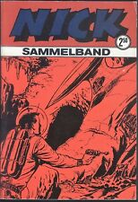 Nick Sammelband Nr.1 von 1976 mit Nick Nr.1-4 - Z1-2 MELZER SCIENCE FICTION
