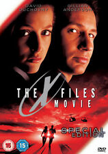 The X-Files Movie (DVD, 2000) David Duchovny, Gillian Anderson NEW & SEALED