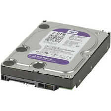 "Quality WD Purple HDD 3.5"" 2TB Internal Storage Surveillance Hard Disk Drive"