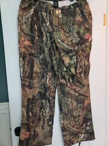 Mossy Oak Break-Up Country XXL (44/46) 6 Pockets Cargo Camo Hunting Pants